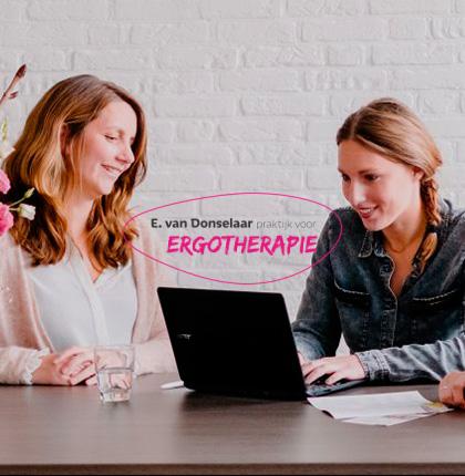 Ergotherapie E. van Donselaar